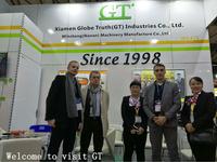 The experience of joining Bauma Shanghai China 2016