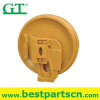 CAT spare parts D6C excavator front idler for D6D idler CR4007