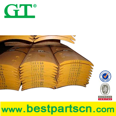 cutting edge grader in construction machinery parts
