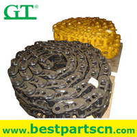 190mm Pitch Track Link Caterpillar Track Link