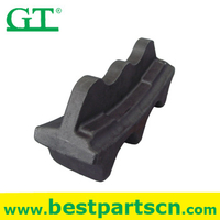 excavator and bulldozer pc100 pc60 pc200 pc300 pc400 pc600 segment sprocket group best quality komatsu