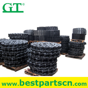 track chain, track link, track group,track assembly for Daewoo excavator