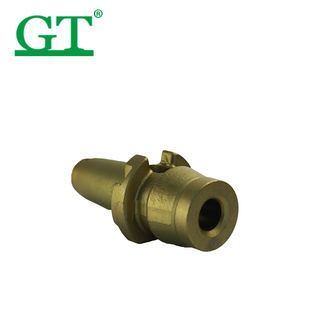 mining machine parts with carbide tip