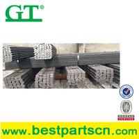 D6H Dozer single Grouser Bars , Track Plate manufacturer