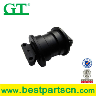 case CX130 CX160 CX210 CX225 CX240 CX290 CX330 CX460 CX800 excavator track roller spare parts made in China undercarriage parts