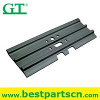 Excavator Track Shoe Kobelco SK200-3 Track Pad for 1060614 track shoe , Size: 600mm*10mm