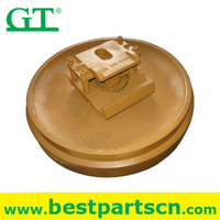 SHANTUI Bulldozer front idler for undercarriage parts SD16 idler 16Y-40-03000 front idler