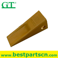 Excavator Buckets Teeth engineering parts cat excavator rock bucket teeth for caterpillar