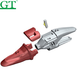 Ground Engaging Tools PC400/DH130/R290/CAT320/RS225/SK230 Excavator Bucket Tooth