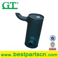 Universal Construction Machine Muffler for Doosan/CAT/SANY/komatso/Hitachi/Liugong/Volvo excavator